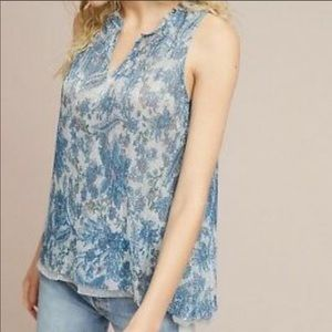 Anthropologie Beautiful blouse